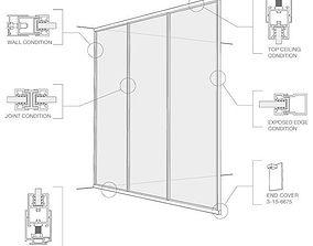 3D model animated Window
