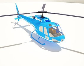 Basic Helicopter 3D