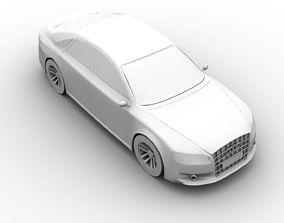 Audi s8 3d model