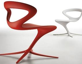 3D model infiniti sedie