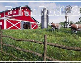 3D model Farm Pack-2