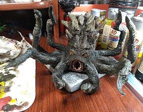 3D print model Kraken