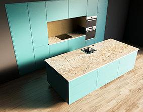 6-Kitchen6 matte 1 3D model