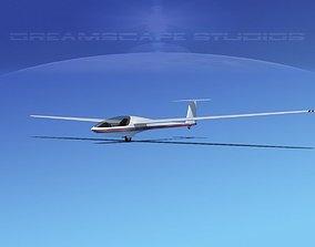 3D model DG-400 15-Metre Motorglider V07