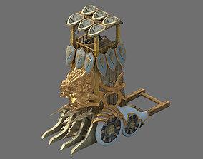 Game Nagisen Grassland - Goblin Tank 02 3D