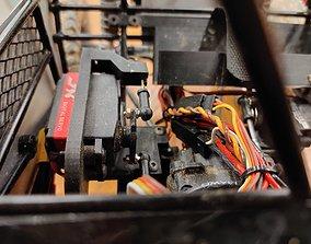 TRX-4 Standard Servo Differential Lock 3D model