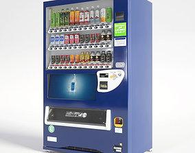 3D model Vending Machine 36 Button