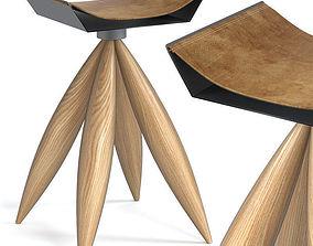 3D Bar Chair Buffalo