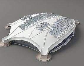 3D model Biodome de Montreal