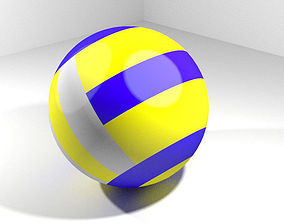 Sport Ball - Volleyball 3D model