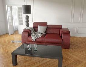 Furniture 03 am167 3D model