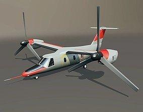 Bell Agusta BA-609 N609AG verticopter 3D model