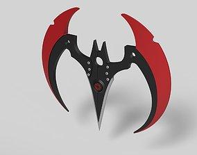 3D print model Batarang from the game Batman Arkham