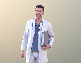 Lars 10431 - Walking Doctor 3D model