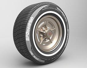 Realistic Tire 3D model