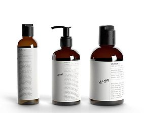 3D Body Care Products 03 cosmetics
