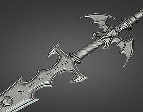 Remornia sword - Artbook version 3D printable model
