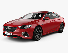 Opel Insignia GSi with HQ interior 2017 3D