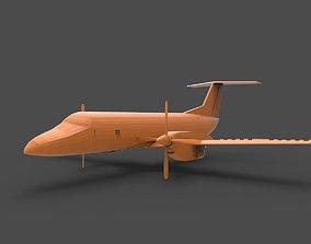 3D print model Embraer EMB 120