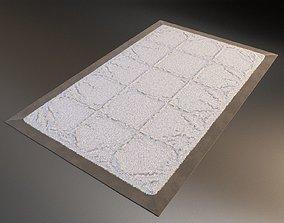 3D model Hemase Carpet - No Hair and Fur - Just 1