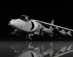 BAe Harrier II GR9 3D
