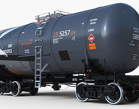 Tank wagon 15-5157-04 vehicle 3D
