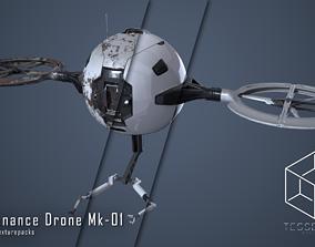 Maintenance Drone Mk1 Pack 3D