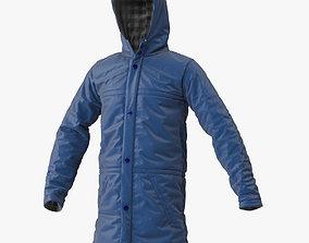 3D Jacket fashion