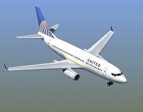 3D Boeing 737-700 Airliner