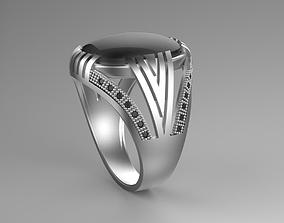 3D printable model Gentleman Ring