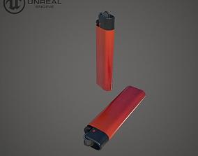 Lighter 3D asset realtime