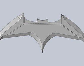 Basic Batman Batarang Model