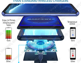3D model MadPower - wireless charger