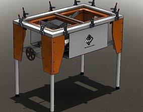 3D Screen Stretcher