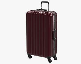 Rolling Suitcase 3D model