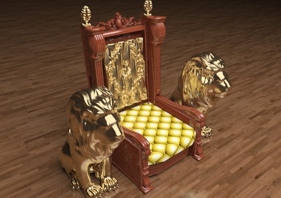 King Throne 3