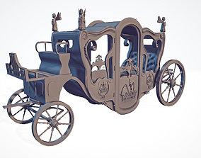 3D printable model Coach