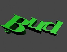 BUD Keychain printable