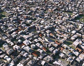 City 04 3D model