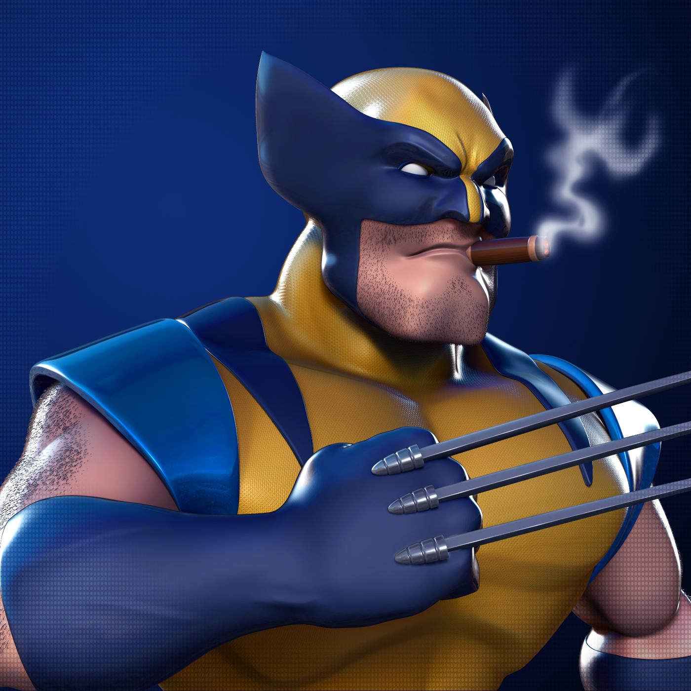 X-Men 92 fan art