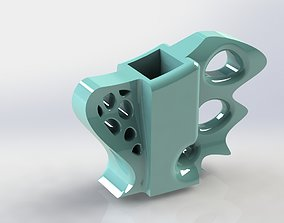 Decorative Flower Pot 3D printable model