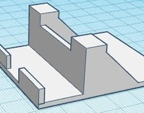 3D printable model Phone Holder