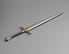 Urfael - Sword of Talion - Shadow of 3D print model 5