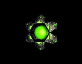 Energy Ball 3D model