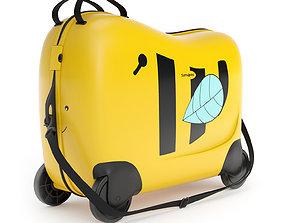 Childrens suitcase Samsonite 3D