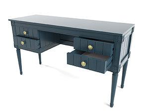 3D model MADE Bourbon Vintage Desk