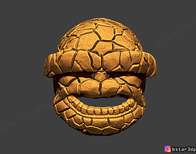 3D print model The Thing Mask - Fanstatic Four - Marvel