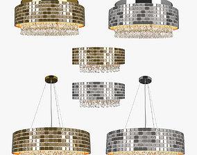 3D model 743 Bezazz Lightstar Collection