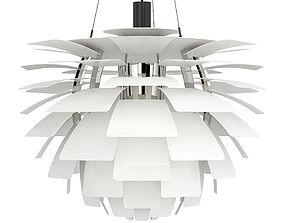 3D Louis Poulsen PH Artichoke lamp
