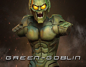 3D printable model Green Goblin